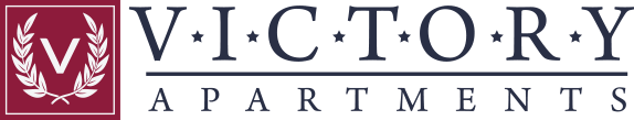 Victory Apartments  logo